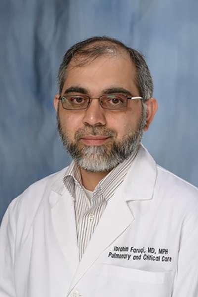 Ibrahim Faruqi, MD